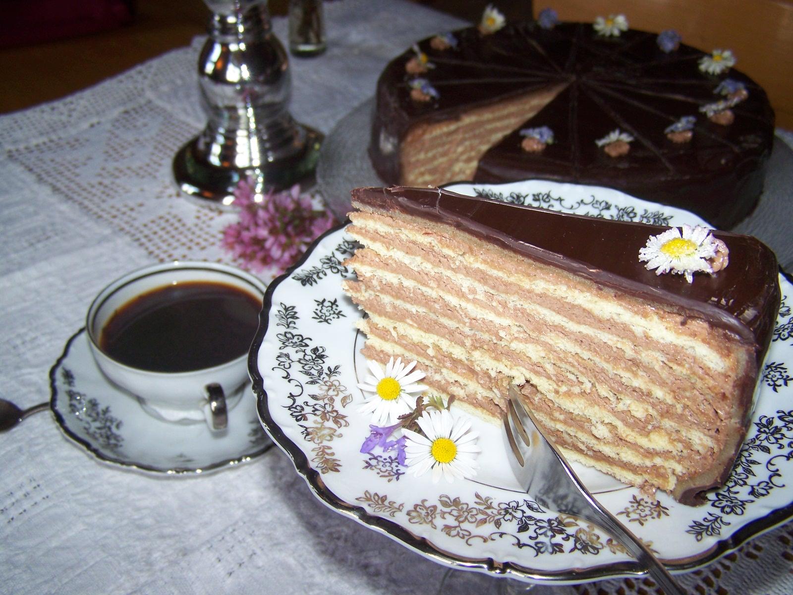 Kaffeekranzl am Rußigen Freitag